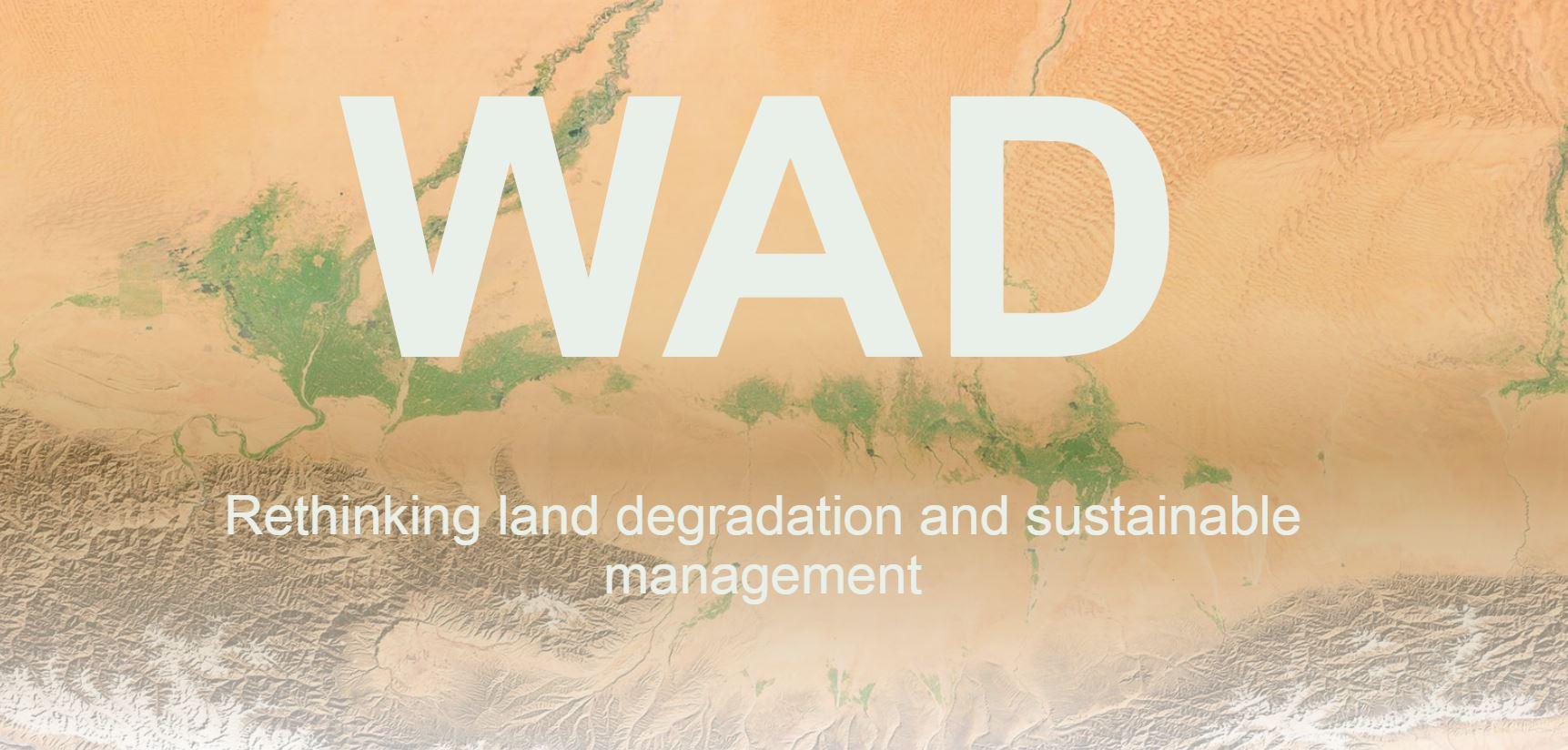 Atlas Mundial de la desertificación