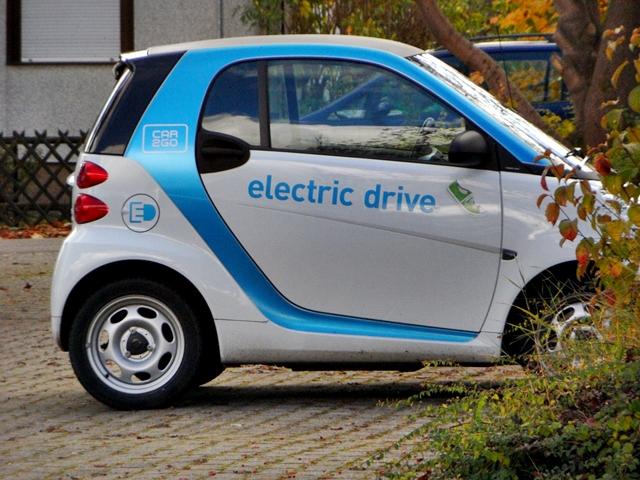 movilidad: coche eléctrico