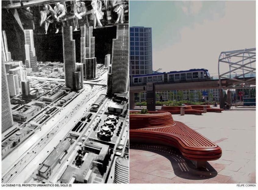 La Ciudad y el Proyecto Urbanístico del Siglo 21 | Felipe Correa | TEDxQuito