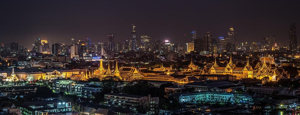 Destinos más visitados Bangkok