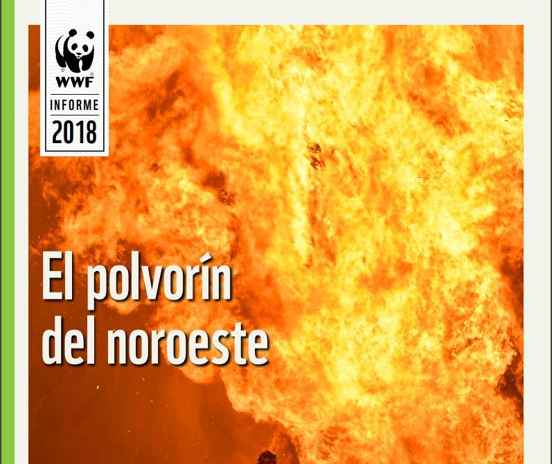 Incendios Forestales WWF en el 2018