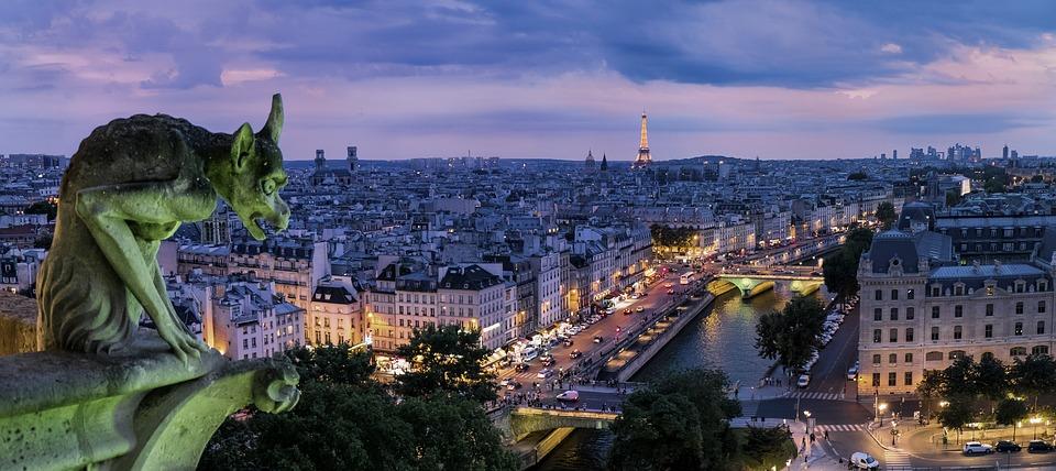 ciudades compactas paris